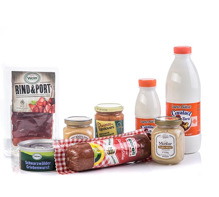 Alimentar și băuturi răcoritoare | Rottaprint